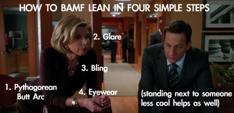 How to BAMF Lean